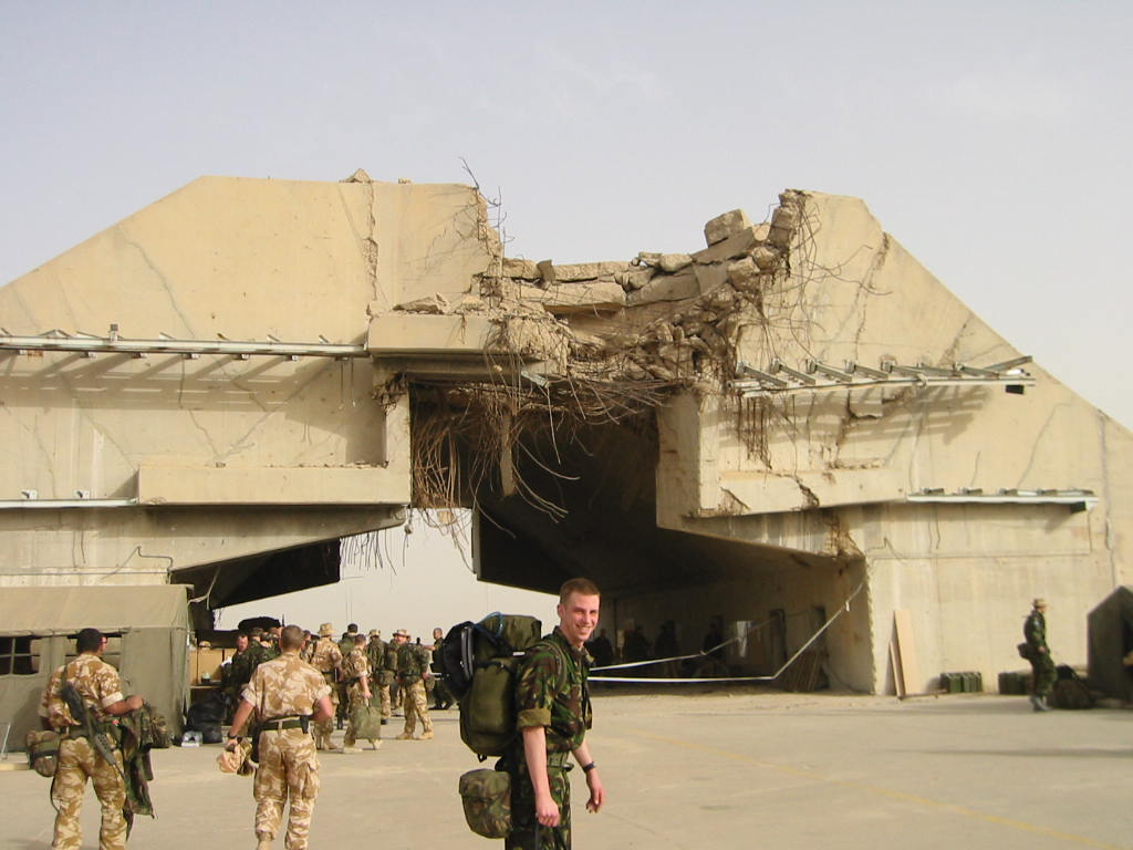 Wills war journal the aac hardened aircraft shelter has at ali al salem sciox Images